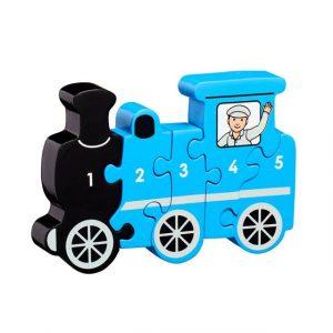 Lanka Kade train jigsaw