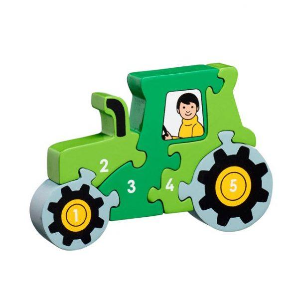 Lanka Kade tractor jigsaw