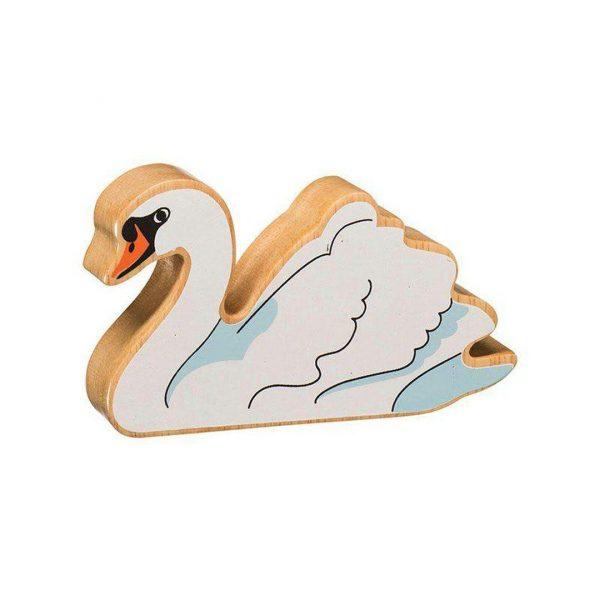 Lanka Kade natural white swan