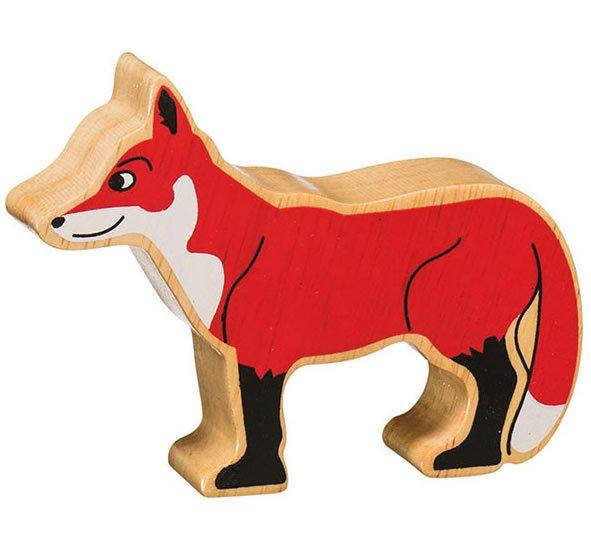 Lanka Kade natural red fox