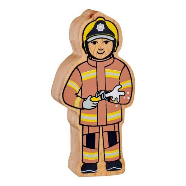 Lanka Kade firefighter