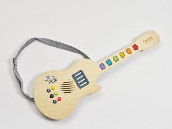 Classic World Glowing Electric Guitar