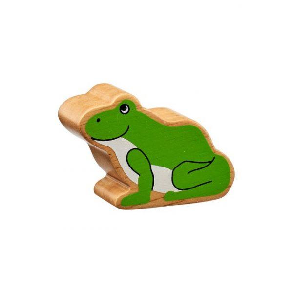 Lanka Kade natural green frog