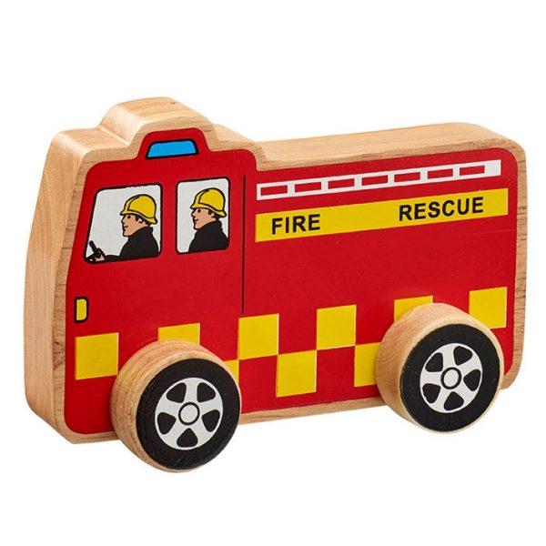 Lanka Kade fire engine