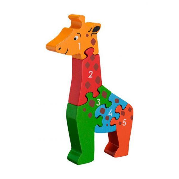 Lanka Kade giraffe jigsaw