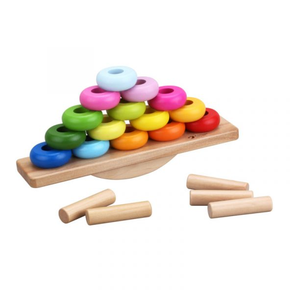 Classic World Balancing Stacking Toy