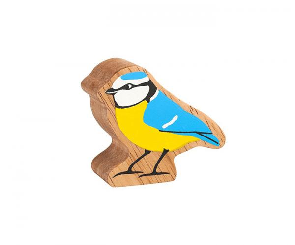 Lanka Kade blue and yellow blue tit