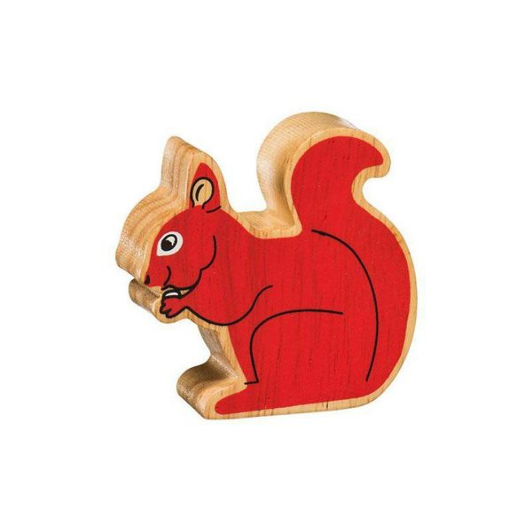 Lanka Kade natural red squirrel