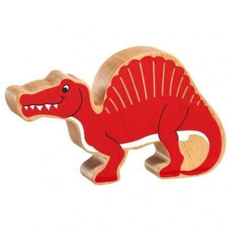 Lanka Kade Natural red spinosaurus