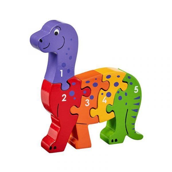 Lanka Kade dinosaur jigsaw