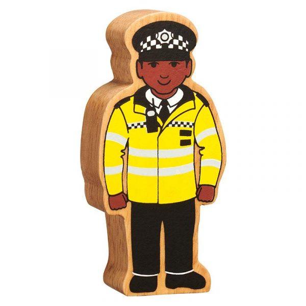 Lanka Kade policeman black