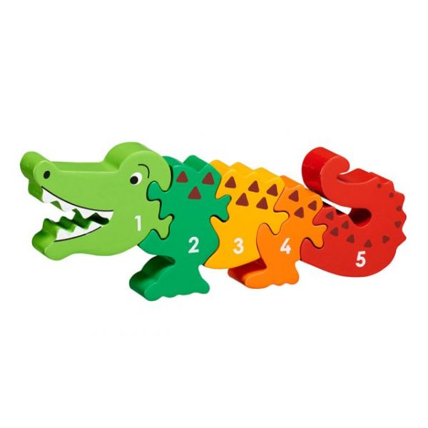 Lanka Kade crocodile jigsaw