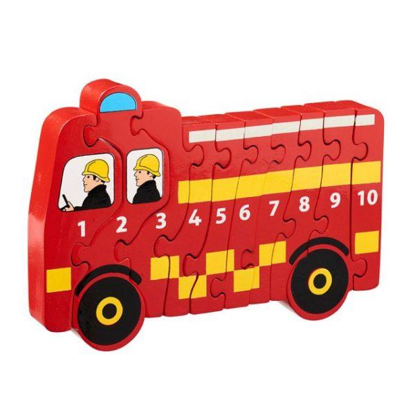 Lanka Kade fire engine jigsaw