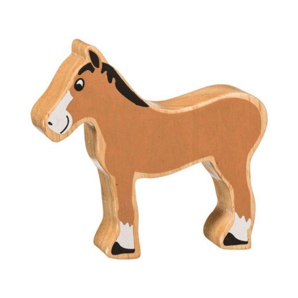 Lanka Kade natural brown foal