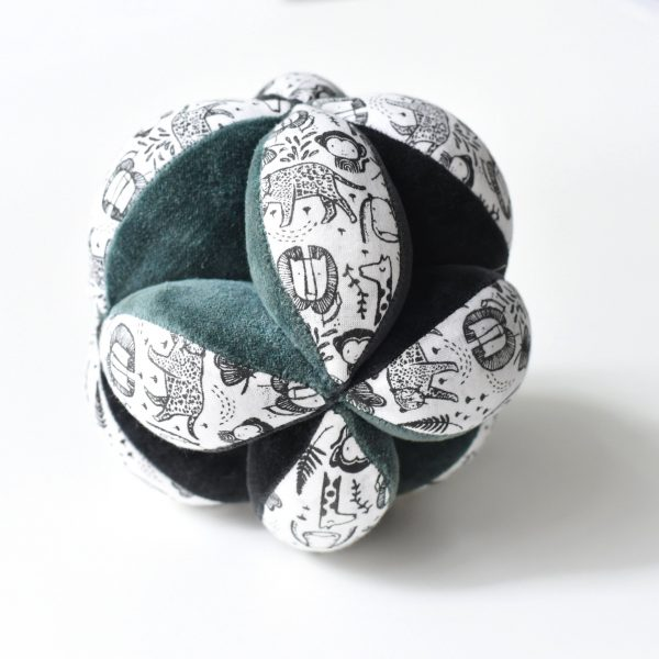 Wee Gallery Puzzle Ball - Wild