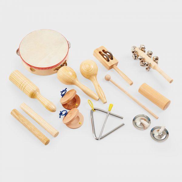 tickit percussion set