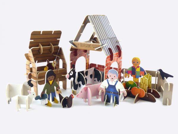 playpress farmset