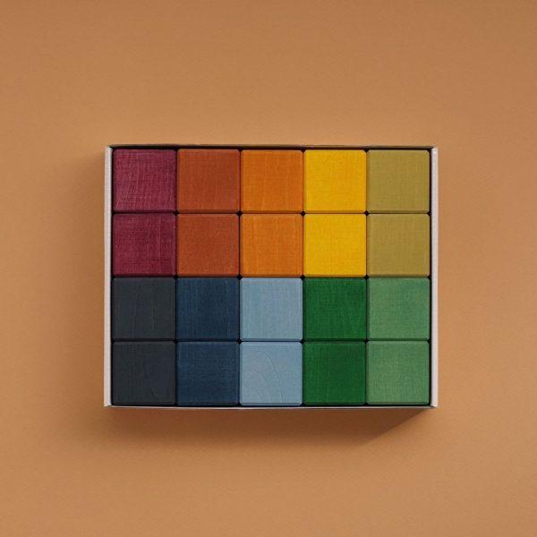 Raduga Grez earth cube set